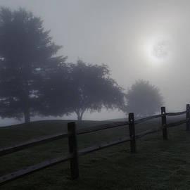 Midnight Fog by Bill Wakeley