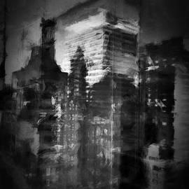 H James Hoff - Midtown Black and White