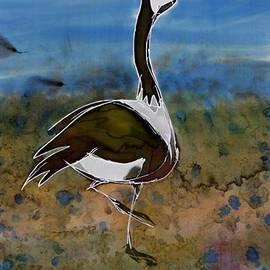 Carolyn Doe - Migration Series Geese
