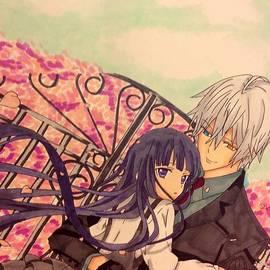 Miketsukami and Ririchiyo by Samantha Goncz