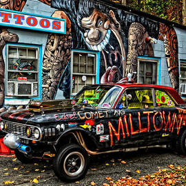 Milltown's Edsel Comet by Mike Martin
