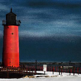 David Blank - Milwaukee Pierhead Lighthouse