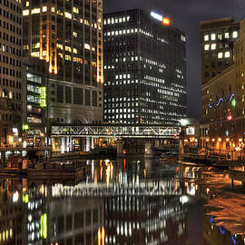 Deborah Klubertanz - Milwaukee River