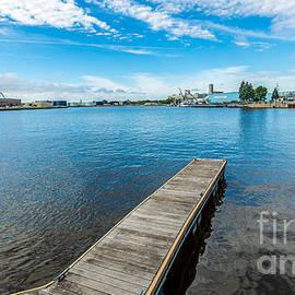 Andrew Slater - Milwaukee River Pier