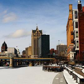 David Blank - Milwaukee Riverwalk