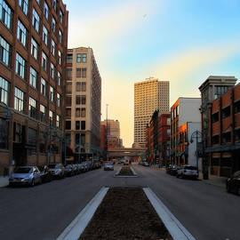 David Blank - Milwaukee Street - Milwaukee WI