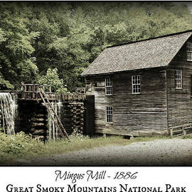 Stephen Stookey - Mingus Mill - Color Poster