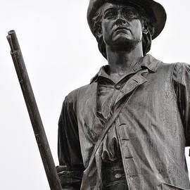 Staci Bigelow - Minute Man Statue Concord Massachusetts
