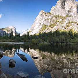 Jane Rix - Mirror Lake Yosemite