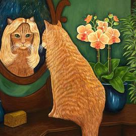 Mirror Mirror on the Wall by Karen Zuk Rosenblatt