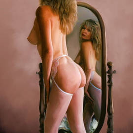 Mirror by Shelby