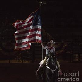 Janice Rae Pariza - Miss Pro Rodeo USA