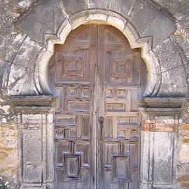 Mission Door by Duwayne Williams