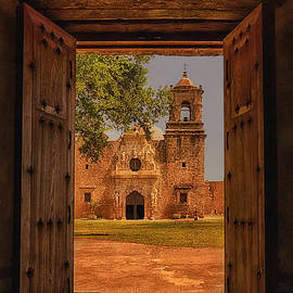 Mission San Jose by Priscilla Burgers