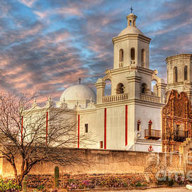 Bob Christopher - Mission San Xavier Del Bac 2