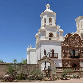 Christiane Schulze Art And Photography - Mission San Xavier del Bac