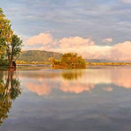 Mississippi River Phenomenon by Leda Robertson