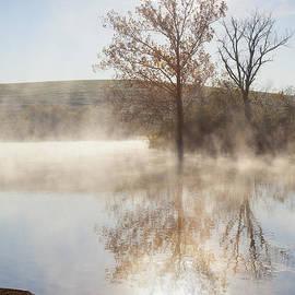 Misty sunrise by Alexey Stiop