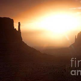 Jim Garrison - Mitten Sunrise