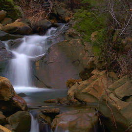 Mix Canyon Creek by Bill Gallagher