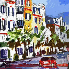 Ginette Callaway - Modern Charleston South Carolina King Street Shopping