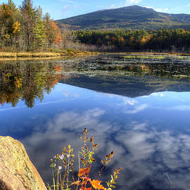 Monadnock Reflections by Donna Doherty