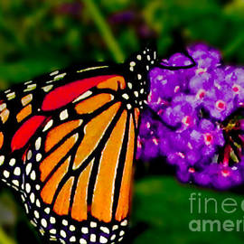 Carol F Austin - Monarch Butterfly