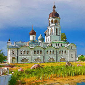 Yury Malkov - Monastery Views 2