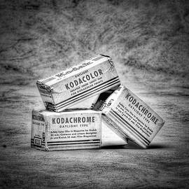 Monochrome Kodacolor by Timothy Bischoff