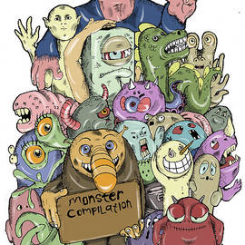 Murni Ch - Monster Compilation