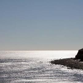 JOHN TELFER - Montauk Beach and Bluff