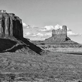 Monument Valley  by Harold Rau