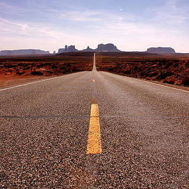 Benjamin Yeager - Monument Valley Highway