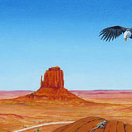 Monument Valley by Jerome Stumphauzer