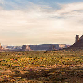 Monument Valley Sunset - Arizona by Brian Harig