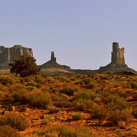 Christine Till - Monument Valley - Unusual landscape