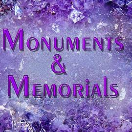 Monuments And Memorials by Donna Proctor