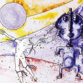 Moon-Dancer by Hartmut Jager