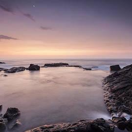 Henryk Welle - Moonlight Sunset