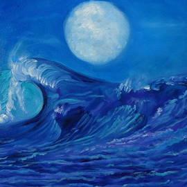 Jenny Lee - Moonlit Hawaiian Wave