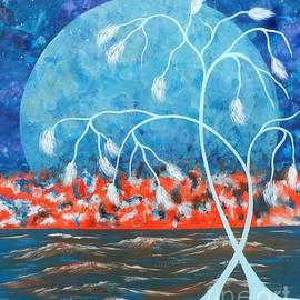 JoNeL Art  - Moonlit Night Delight