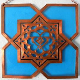 Shahna Lax - Moorish Star Window Passage