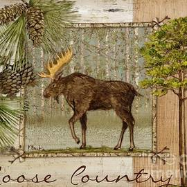 Moose Country by Paul Brent