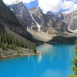 Moraine Lake by Mo Barton