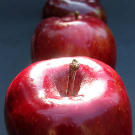 More Red Apples by Helene U Taylor