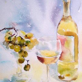 Tatsiana Harbacheuskaya - More wine?