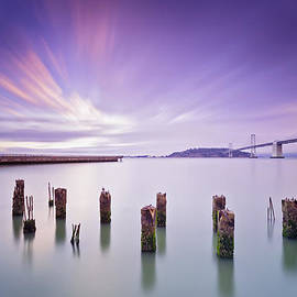 David Yu - Morning Calmness - San Francisco bay