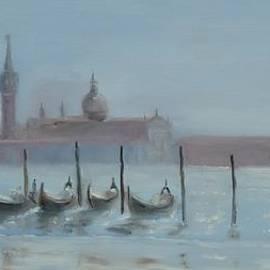 Christopher Delni - Morning in Venice