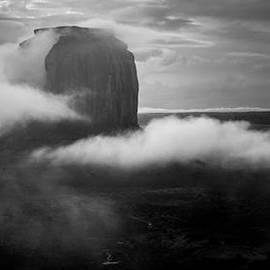 Mark Robert Rogers - Morning Rain in Monument Valley