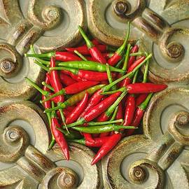 Suzanne Powers - Moroccan Hot Chili Peppers